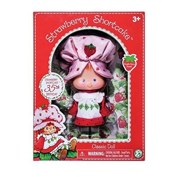 Strawberry Shortcake Retro 1980s Scented Doll