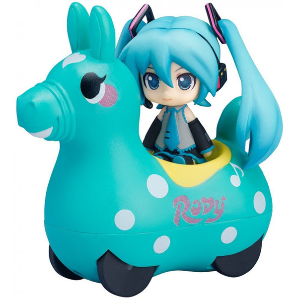 Hatsune Miku x CuteRody Vocaloid Nendoroid Plus Pullback Toy