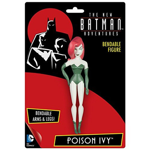 Figure Poison Ivy Animated Series 5in Bendable