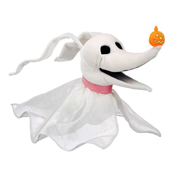 Zero Nightmare Before Christmas Hand Puppet