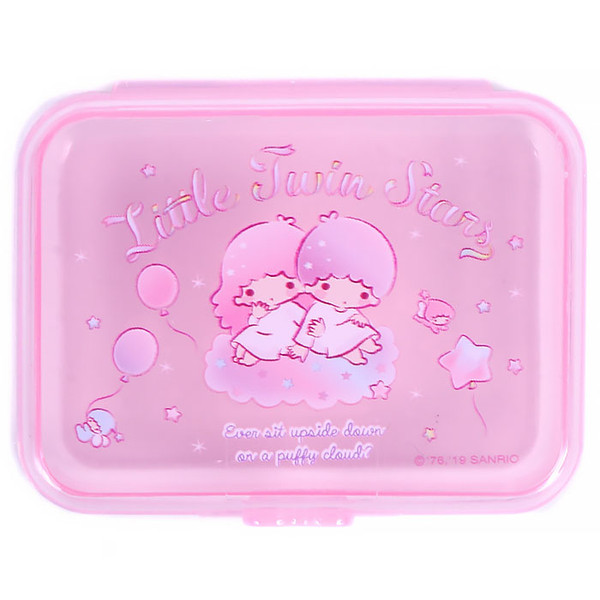 Little Twin Stars Sticker Seals In Plastic Box