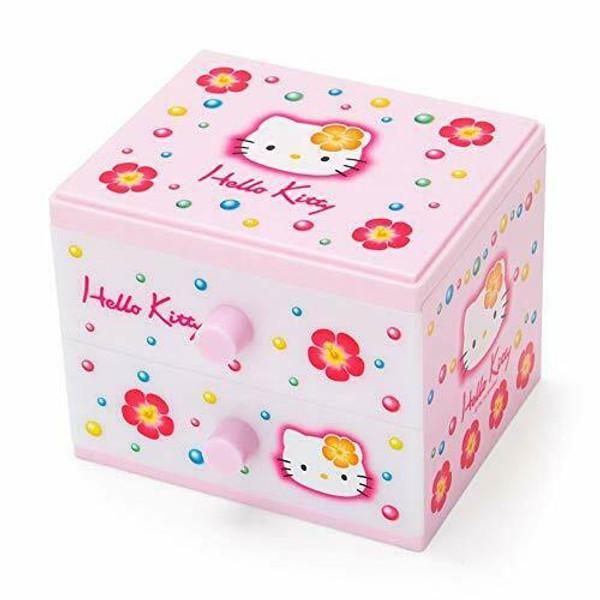 Hello Kitty Pink 45th Anniversary Chest