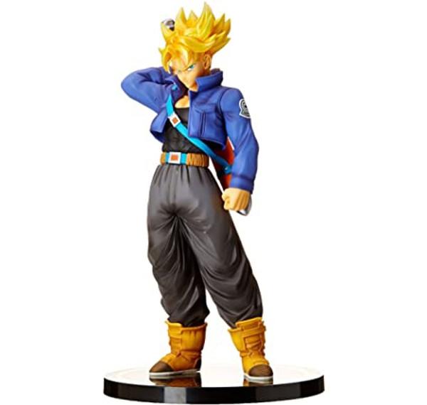 Bandai Dragon Ball Z Super Saiyan Trunks Figuarts Zero EX Figure