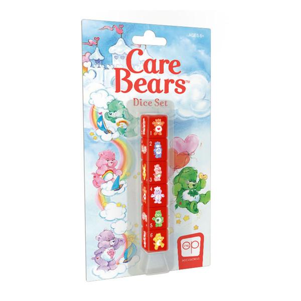 Care Bears Retro Dice Set