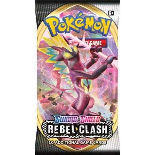 Pokemon TCG Rebel Clash Booster