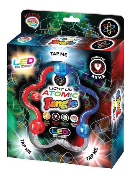 Light Up Atomic Tangle