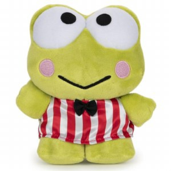 Keroppi Sanrio 6 in Plush