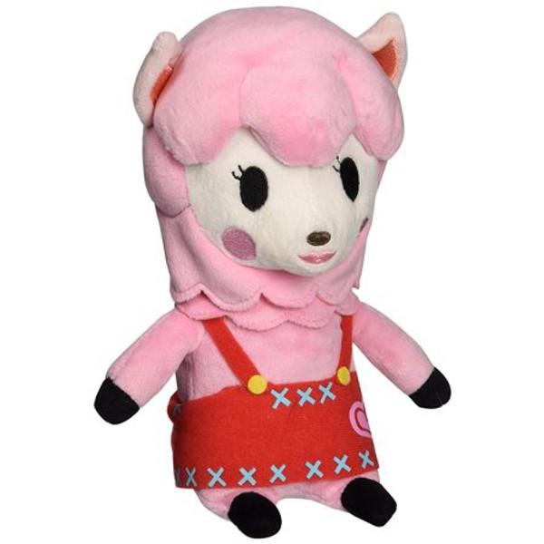 """Reese Animal Crossing 8"""" Plush"""