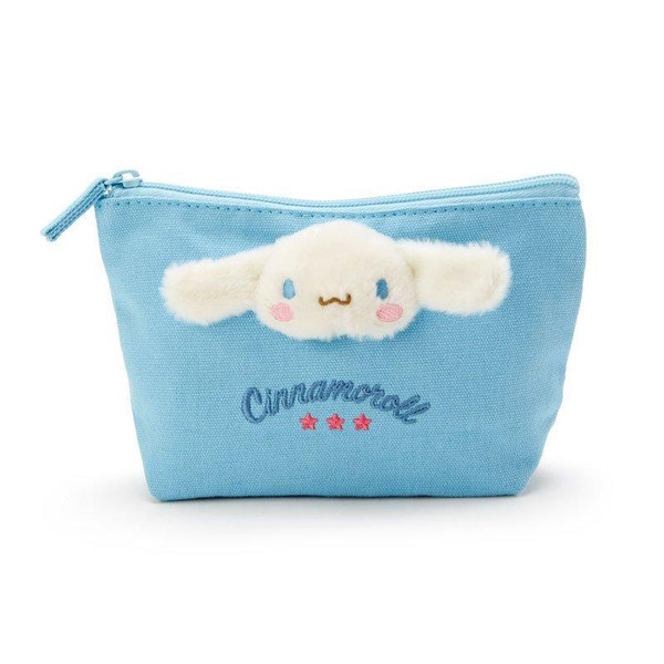 Cinnamoroll Plush Character Pouch