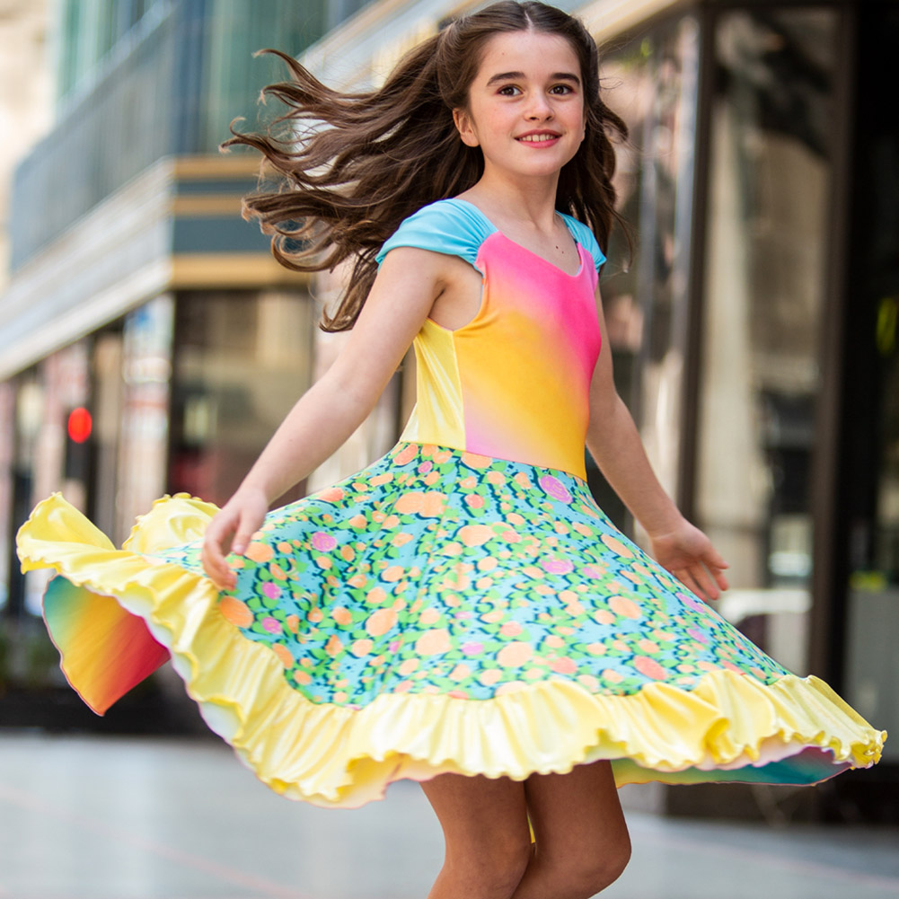 Reversible Twirly Dresses and Skirts