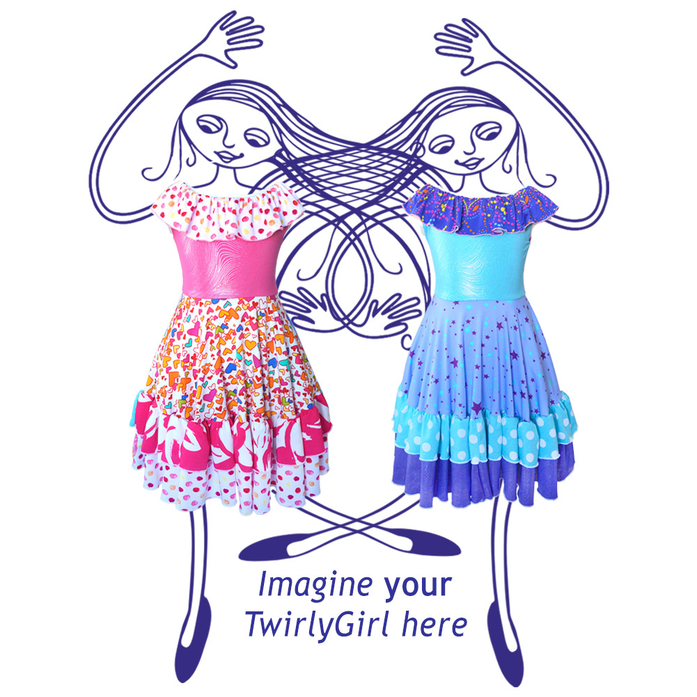 Twirly Dancing Dress