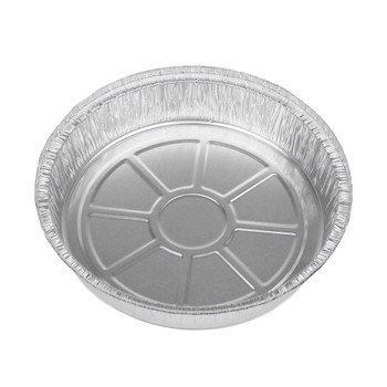 Foil Container Round 9 inch / 22.7cm Round (a pack of 500)
