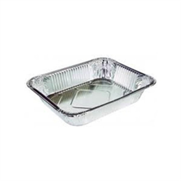 Half Deep Gastronorm Foil Container [10x12x2.5inch] (a pack of 125)