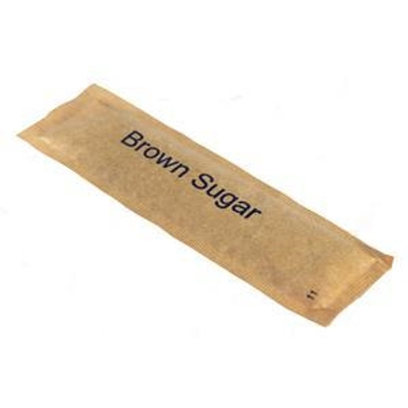 Brown Sugar Sticks (a pack of 1000)