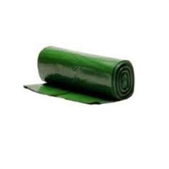 Garden Bag (green) on Roll 10per roll 140G (a pack of 20)