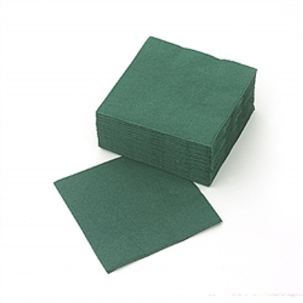 Napkin Forest Green 2ply [40x40cm] (a pack of 2000)