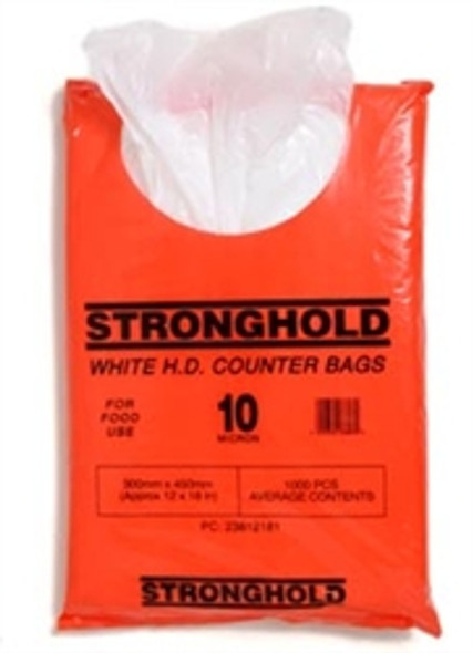 Butchers Counter Bags 10x12 Inch Five pack of 1000 (5000)