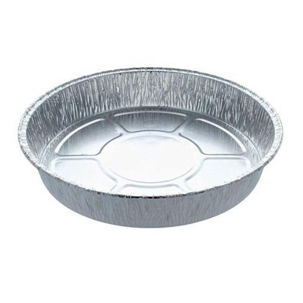 Nicholl [CH-49H-500] Aluminium Pie Plate [9inch] (a pack of 660)