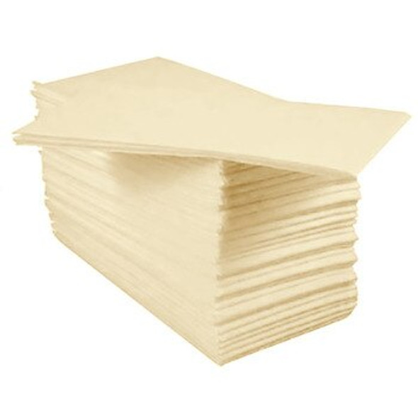 Napkins Buttermilk 40x40 cm 2 Ply 8 Fold (a pack of 2000)