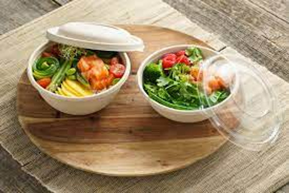 Sabert Pulb Lids for  Buddha Round  Pulp Bowl PUL52032PUL(a pack of 300)
