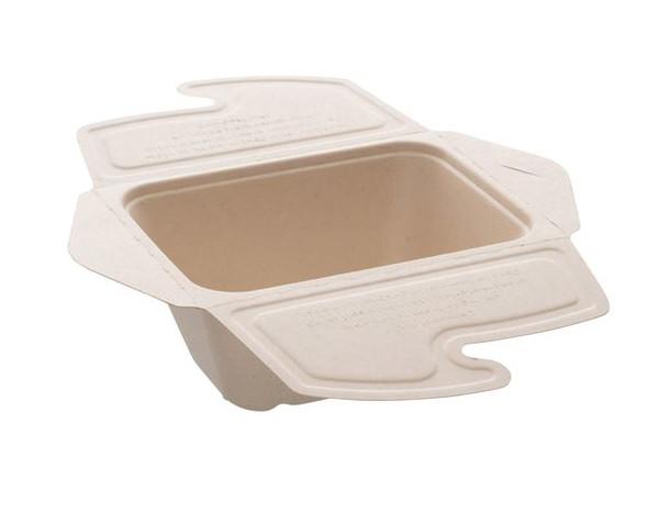 Sabert Rectangular Meal Box [PUL43070240] [750ml] (a pack of 200)