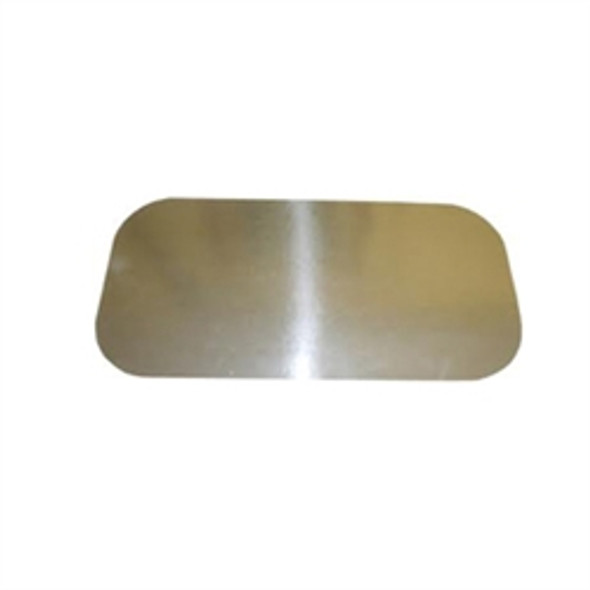 Half Gastronorm Foil Board Lid (a pack of 125)