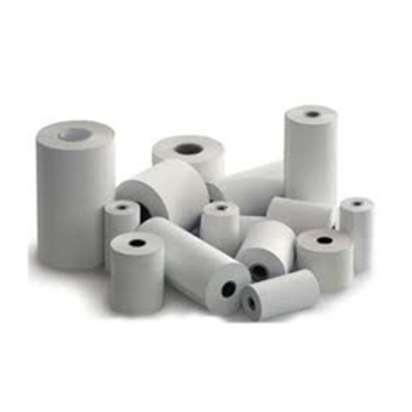 Till Roll [76x76mm] 2plyWhite/Yellow (a pack of 20)