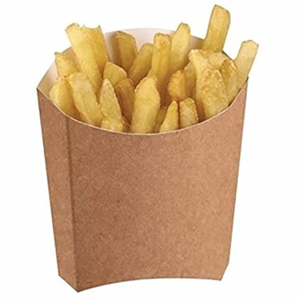 KRAFT Biodegradable CHIP SCOOPS LARGE (a Pack of 500)