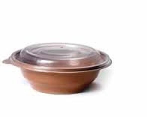 Somoplast Brown Bowl [831] 375cc (a pack of 300)