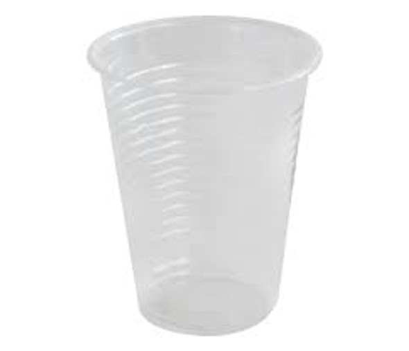Somoplast [Holiday] Plastic Clear Water Cups [7oz] (200ml) (a pack of 3000)