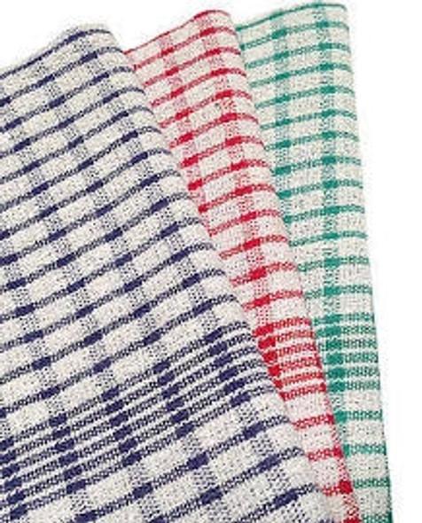Rice Weave Tea Towels, Dish Dryer , Multipurpose towell 46x69cm ( pack of 10)