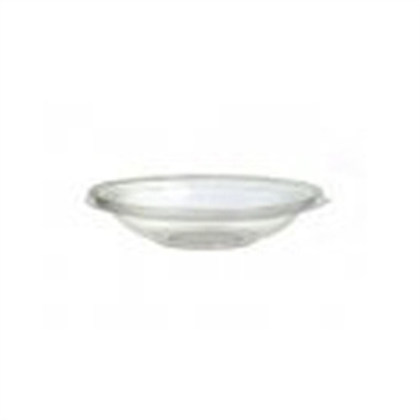 Somoplast [989] Round Clear Salad Bowl Lid [24oz] (a pack of 150)