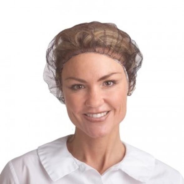 Hair Net (Bagged) Lightweight black (a pack of 100)
