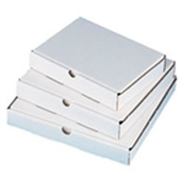 Pizza Box White [10inch] (a pack of 100)