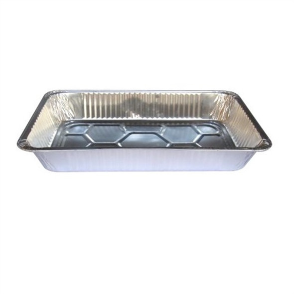 Full Deep Gastronorm Foil Container 86x325x527mm (a pack of 50)