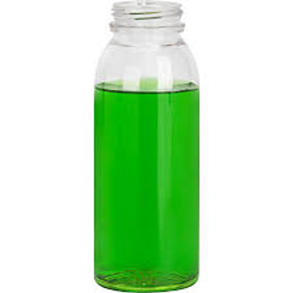 Round Clear Juice Bottle and White caps [1000ml] (a Pack of 70 set)