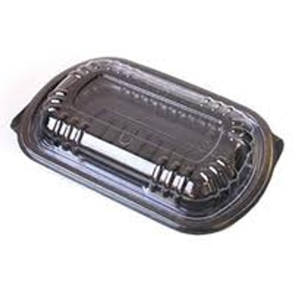 Anchor Half Slab Rib Container and Lid[4401900](a pack of 100)