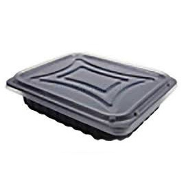 Anchor M1200 Microwavable Mega Meal Tray FP250 (a pack of 100)