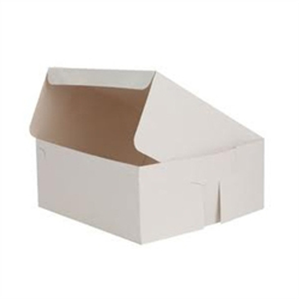 Cake Box [10x10x4inch] (a pack of 100)