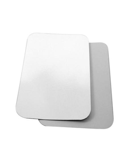 Nicholl [831200-501] Foil Board Lid 7x9 inch (a pack of 500)