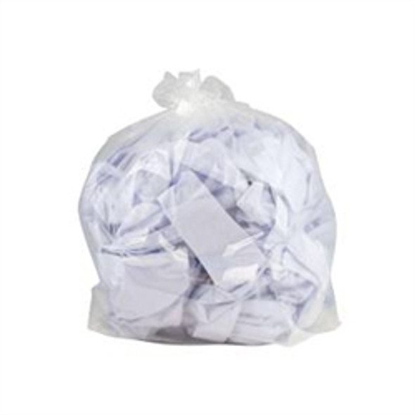 Clear Refuse Sacks 120g 18 x 29 x 39inch (a pack of 200)