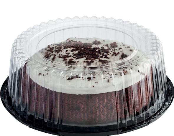 GPI Actipack [26DX03] Clear Cake Domed Lid [10x3inch] (a pack of160)