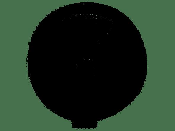 Dart [16FTL] Plastic Lid Lift n' Lock White [16oz] (a pack of 1000)