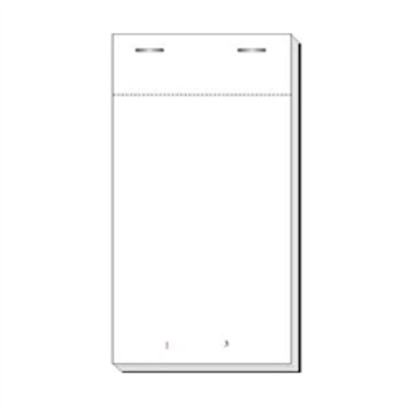 Waiter Pad [35] Duplicate Carbonless 140x96mm (a pack of 100)