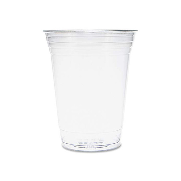 Solo [TP9D] Plastic Clear Cup tall Cold Drink [9oz] (266ml) (a pack of 1000)