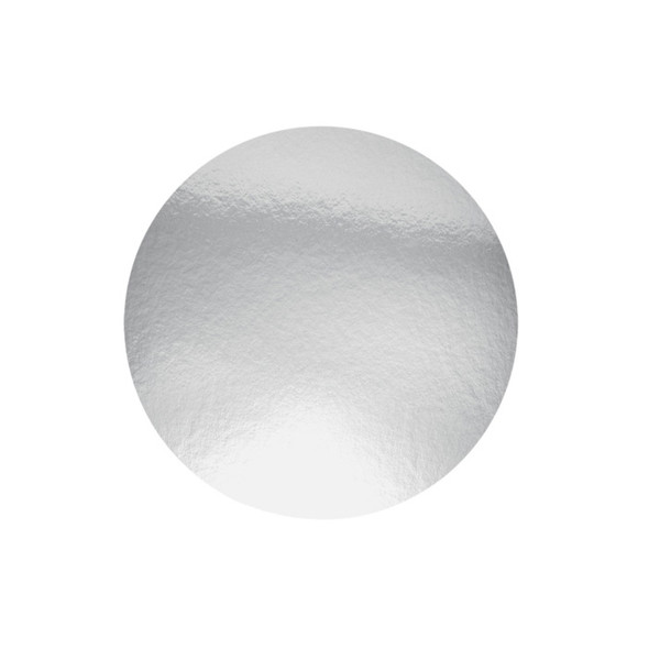 Foil Board Lid [22.7cm] Round (a pack of 500)