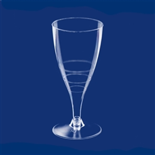 Wine glass 150ml with a separate stem PS (a pack of 120)