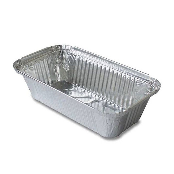 No6 Foil Container [110x210x60mm] (a pack of 500)