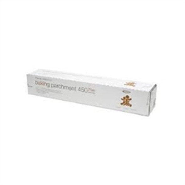 Baking Parchment [450mm x 50m] (a pack of 1)
