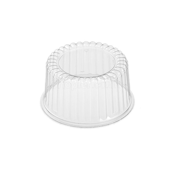 GPI Actipack [25DXN03] Clear Cake Domed Lid [9inch] (a pack of 160)